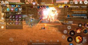 blade soul revolution gameplay
