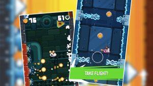 blobout take flight