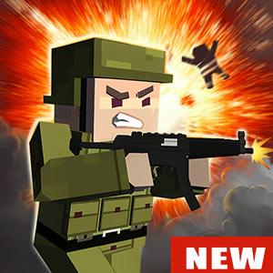 Play Block Gun: FPS PvP War – Online Gun Shooting Games on PC