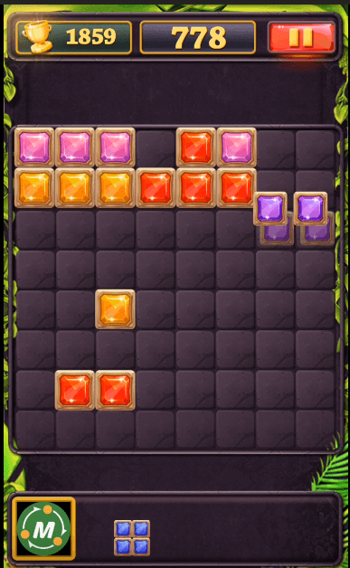 Block Puzzle Jewel Abstract Tiles
