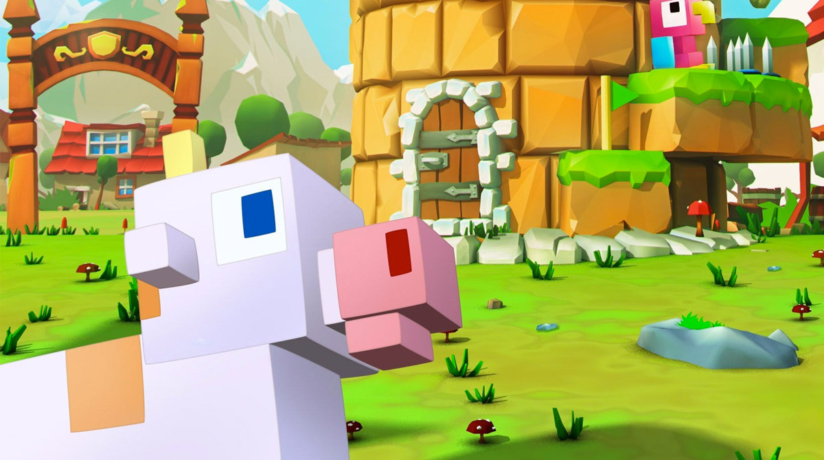 blocky castle download PC