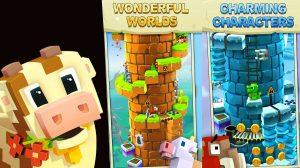 blocky castle download free