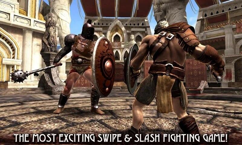 blood and glory mace wield warriors skirmish
