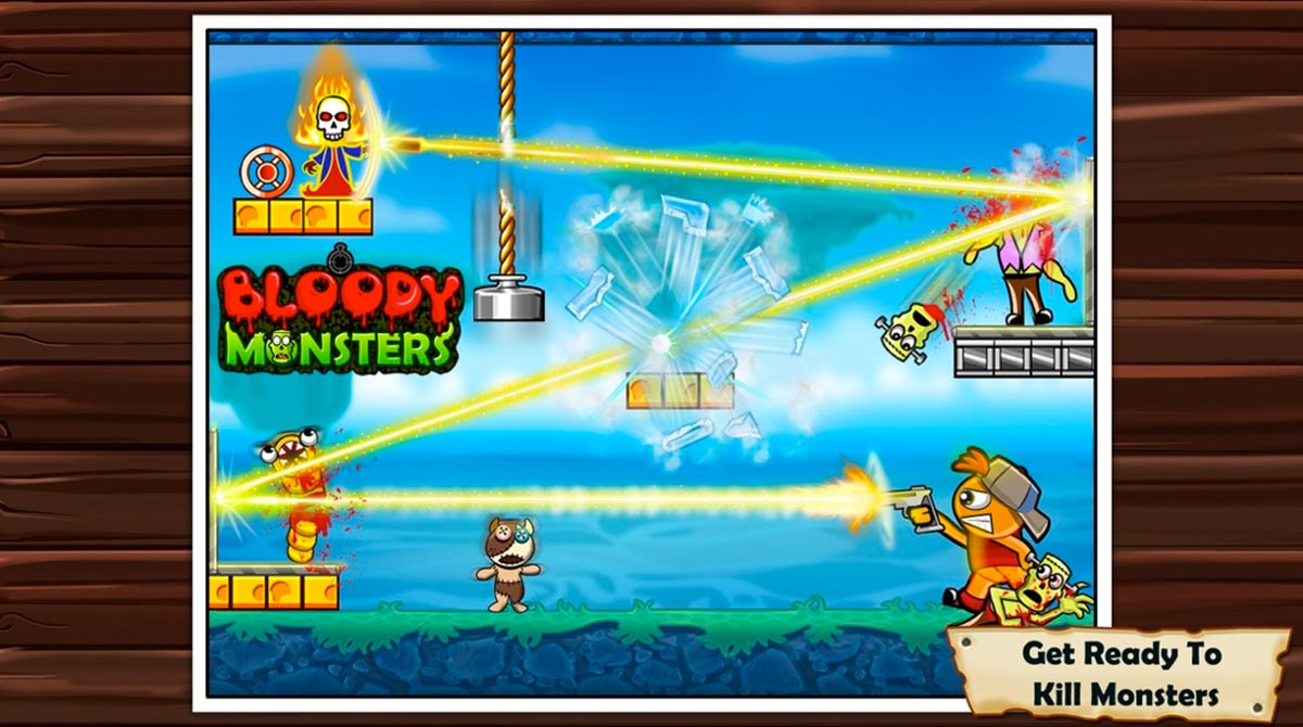 bloody monsters download free