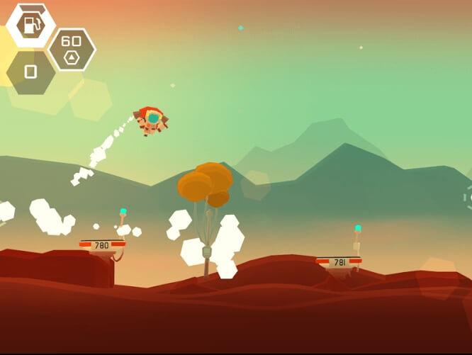 Blue Mars Mars Game