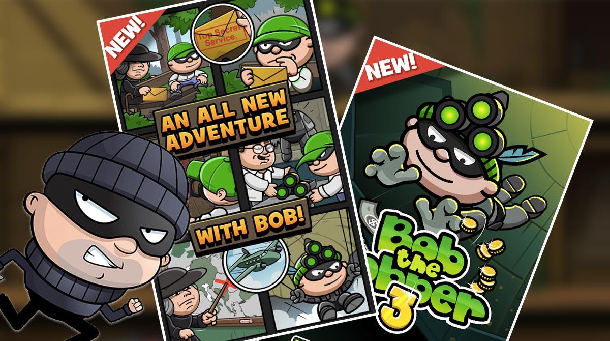 bob the robber3 all new adventure