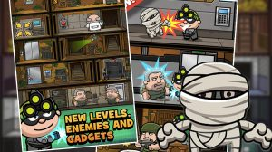bob the robber3 new levels and enemies