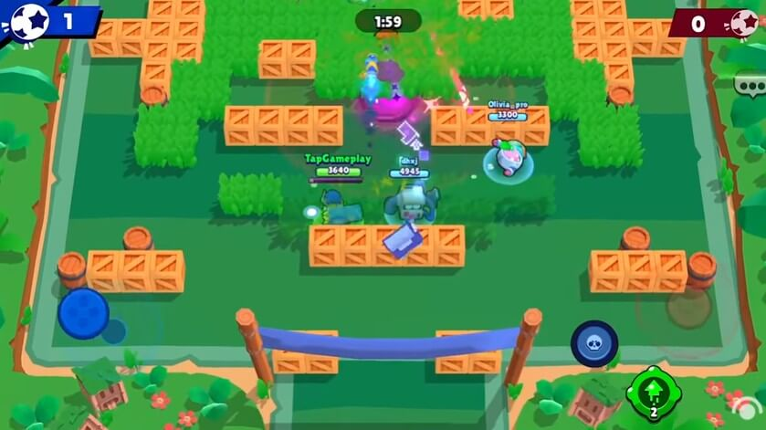 brawlers gameplay