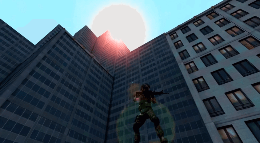 Bullet Force Tall Rise Buildings
