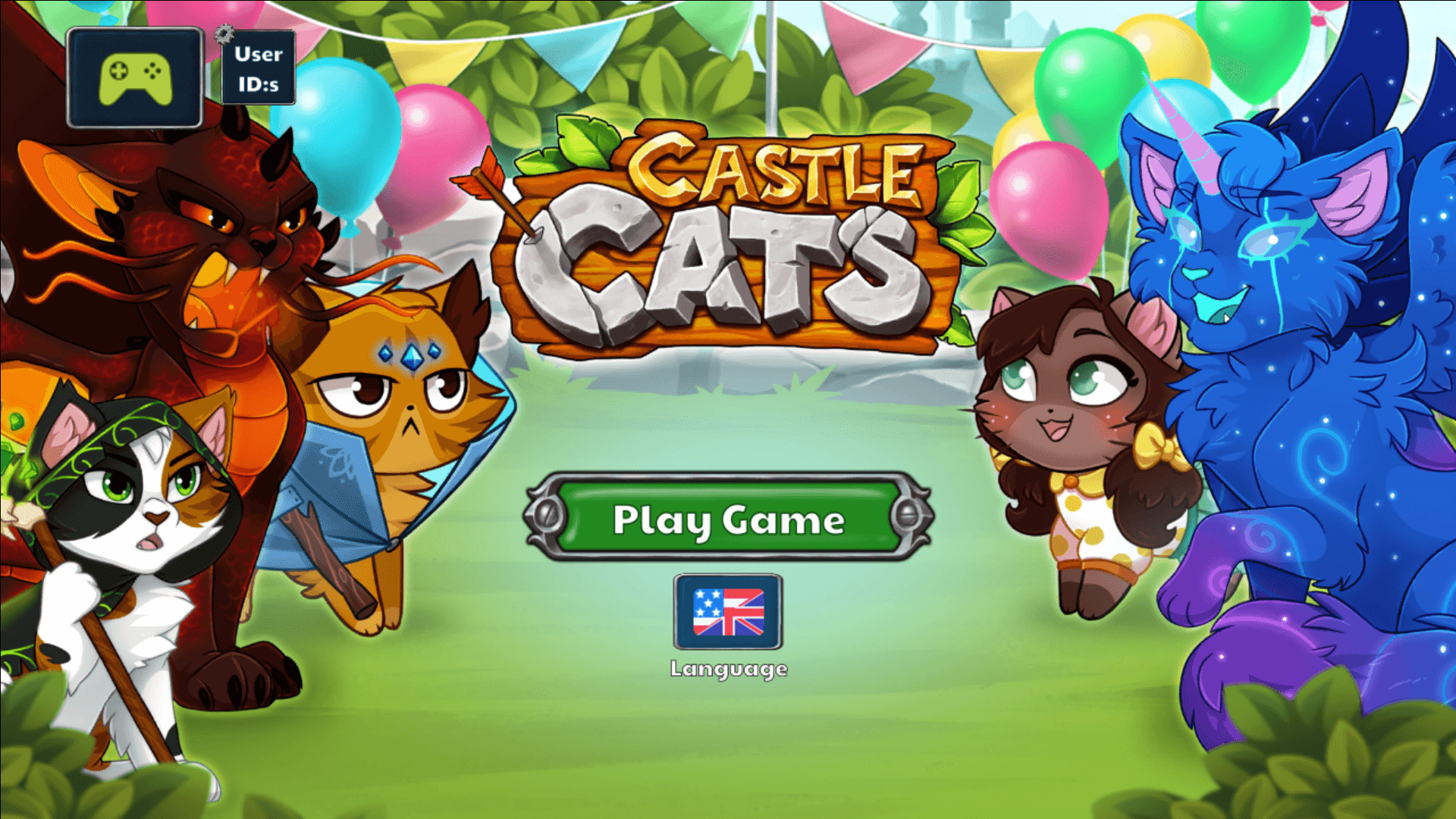 castle cats wizards and beasts face off