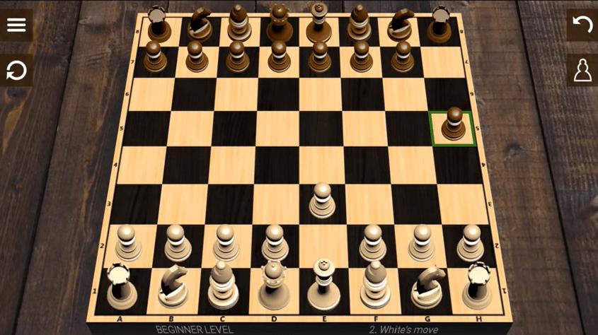 chess game brain teaser