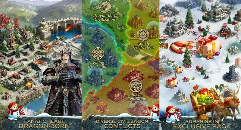 clash of kings special events