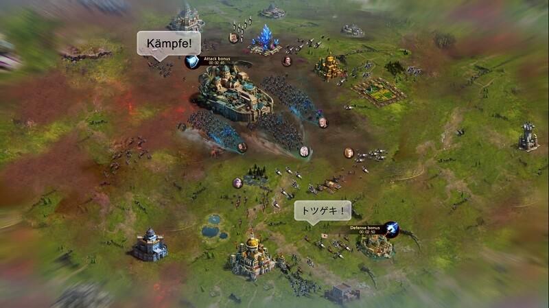 clash of kings battle map