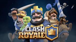 Clash Royale Blue Kings Team