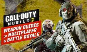COD Mobile Weapon Guides