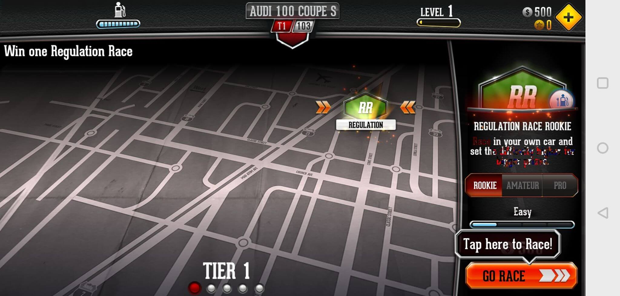 csr classics race map