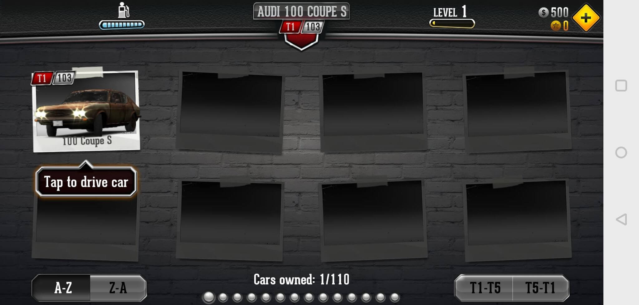 csr classics first owned car