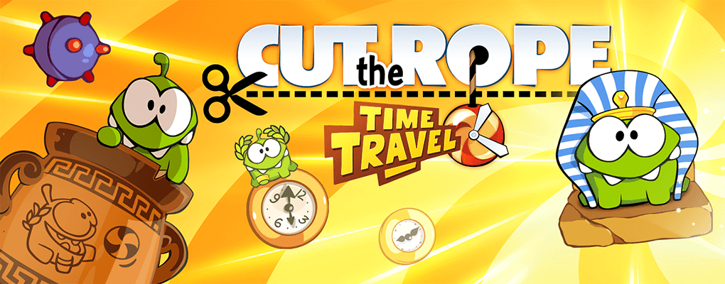 cut the rope egypt travel