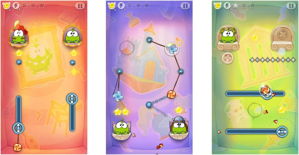 cut the rope time travel unlocked