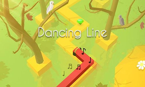 Play Dancing Line on PC