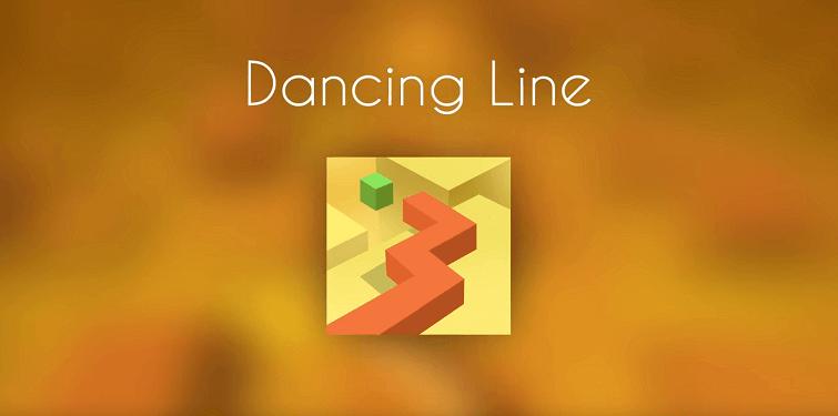 dancing line music