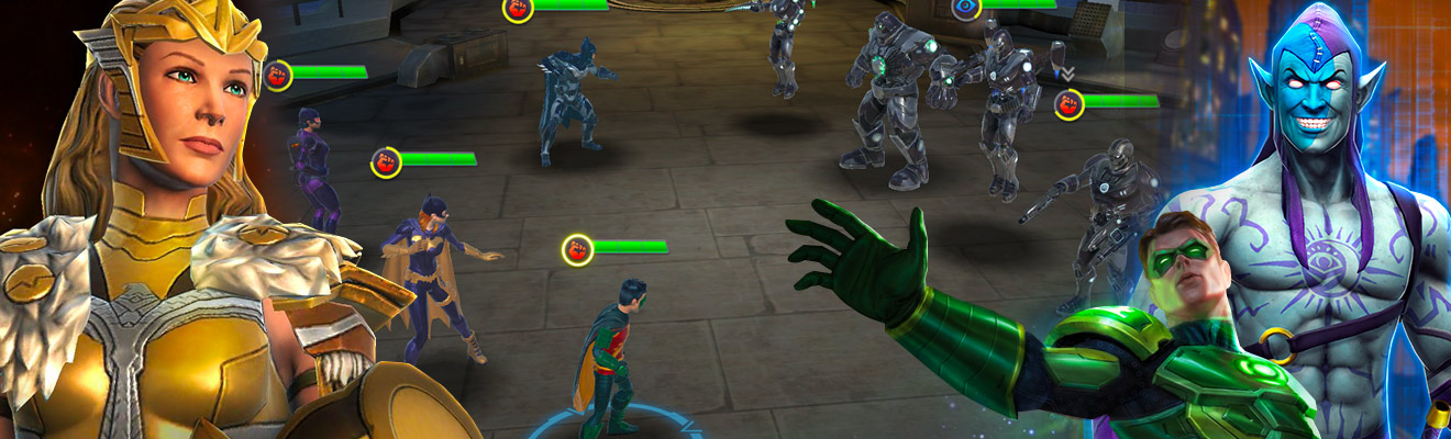 DC Legends RPG Gameplay Review