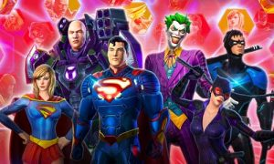 DC Legends – A Brief Gameplay Review Featured Image