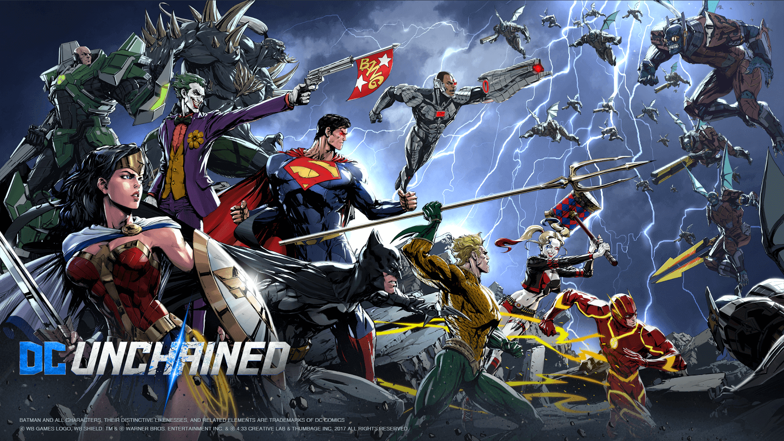 dc unchained online