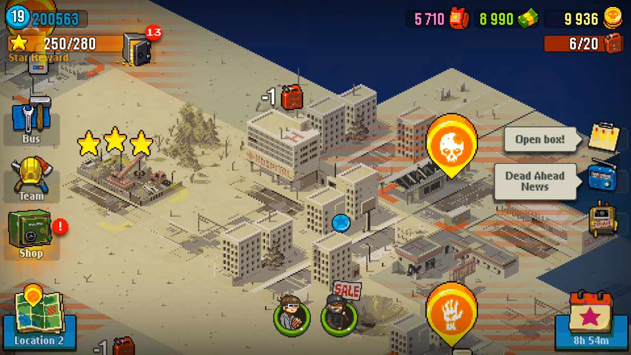dead ahead zombie warfare buildings