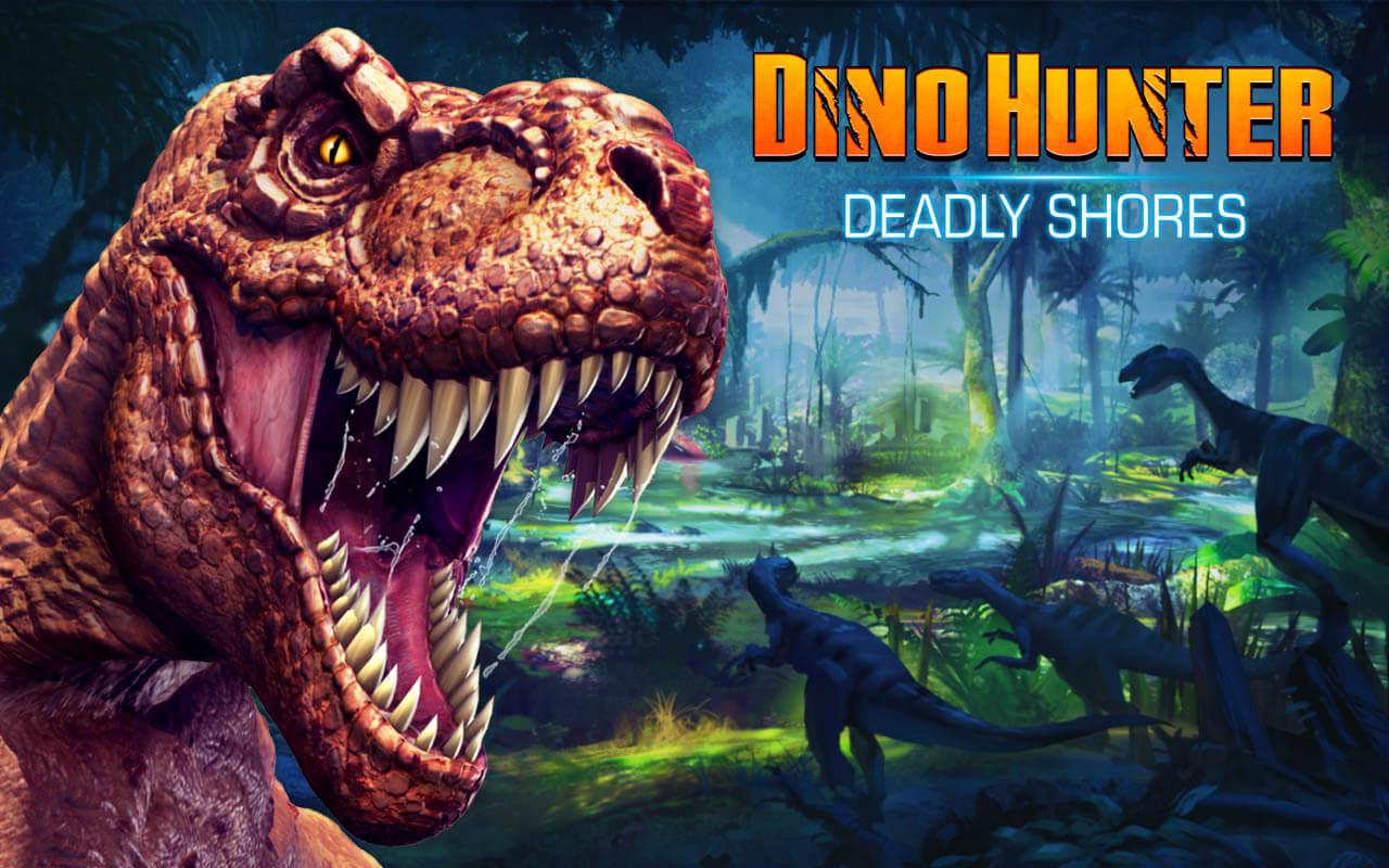 Dino Hunter bipedal tyrant