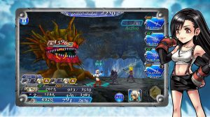 dissidia final fantasy tifa lockhart