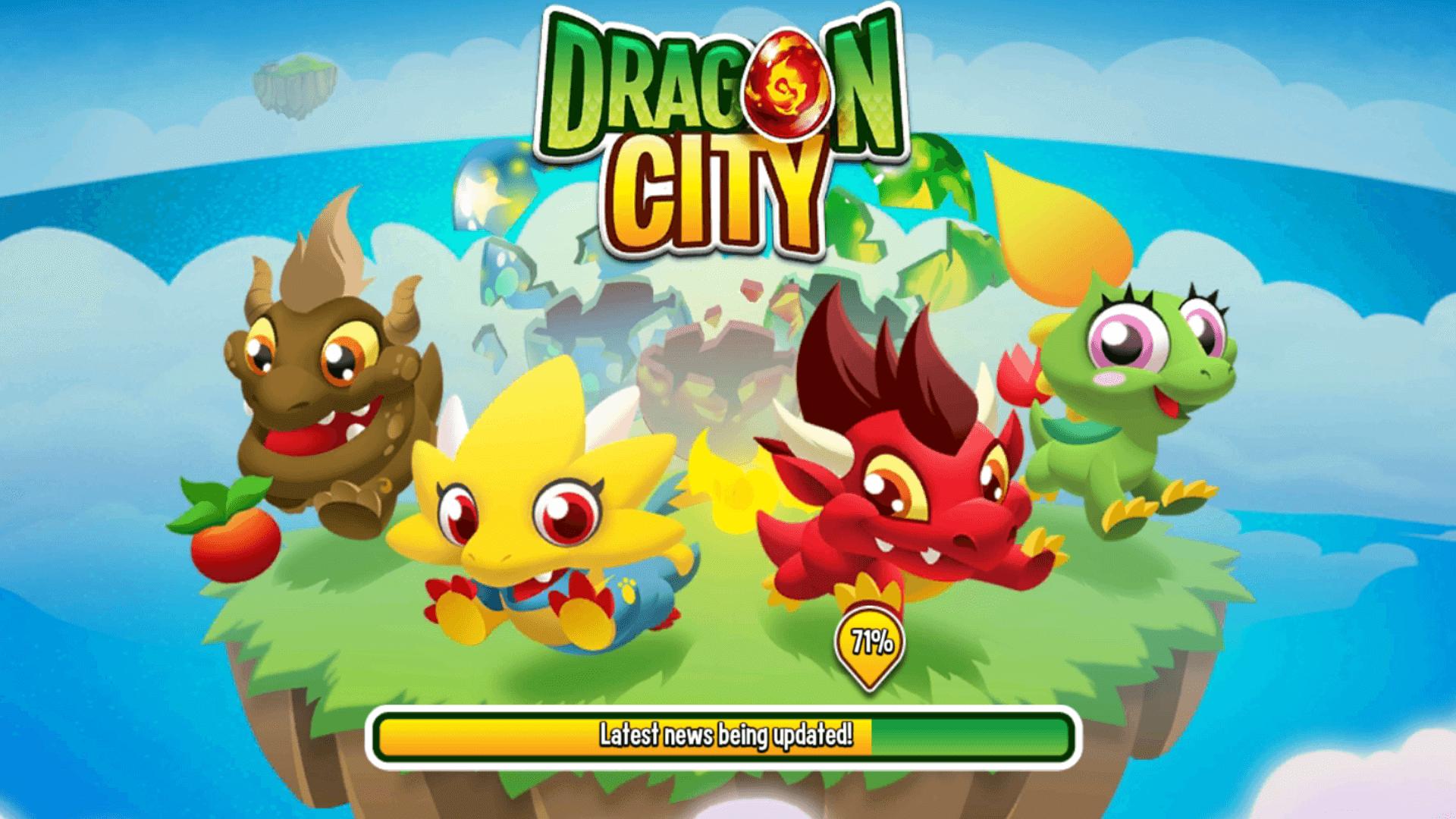 Dragon City Free Online Game