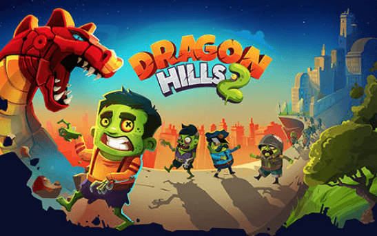 Dragon Hills 2 zombies