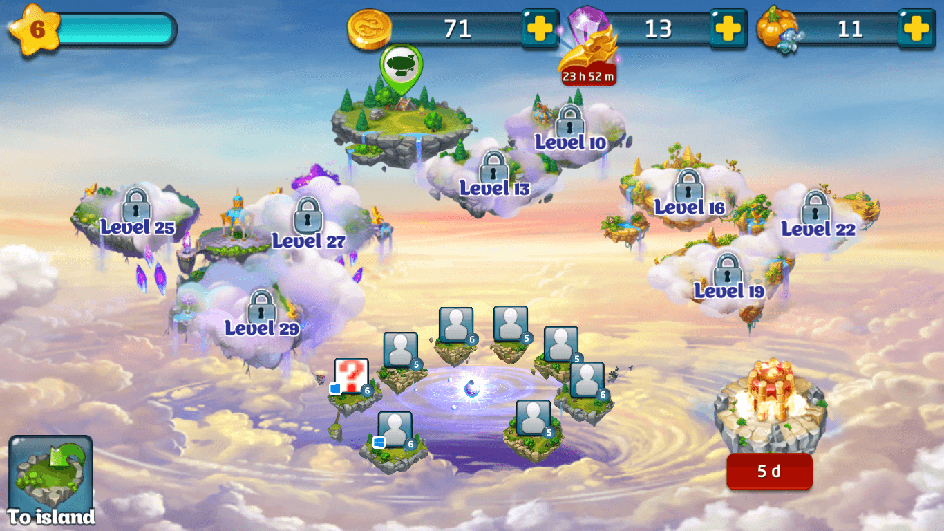 dragons world game