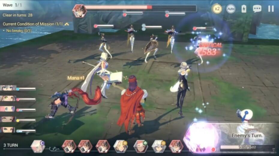 Exes Heroes Screenshot