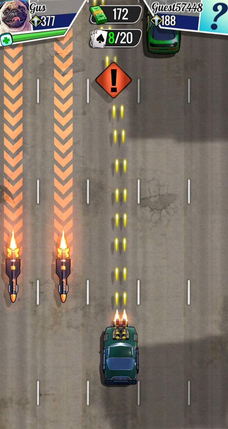Fastlane Road to Revenge Missiles challenge download