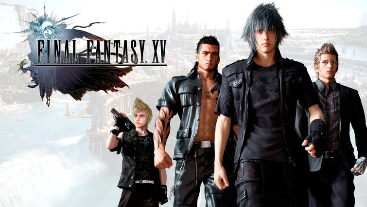 Final Fantasy 15 Character Download Game