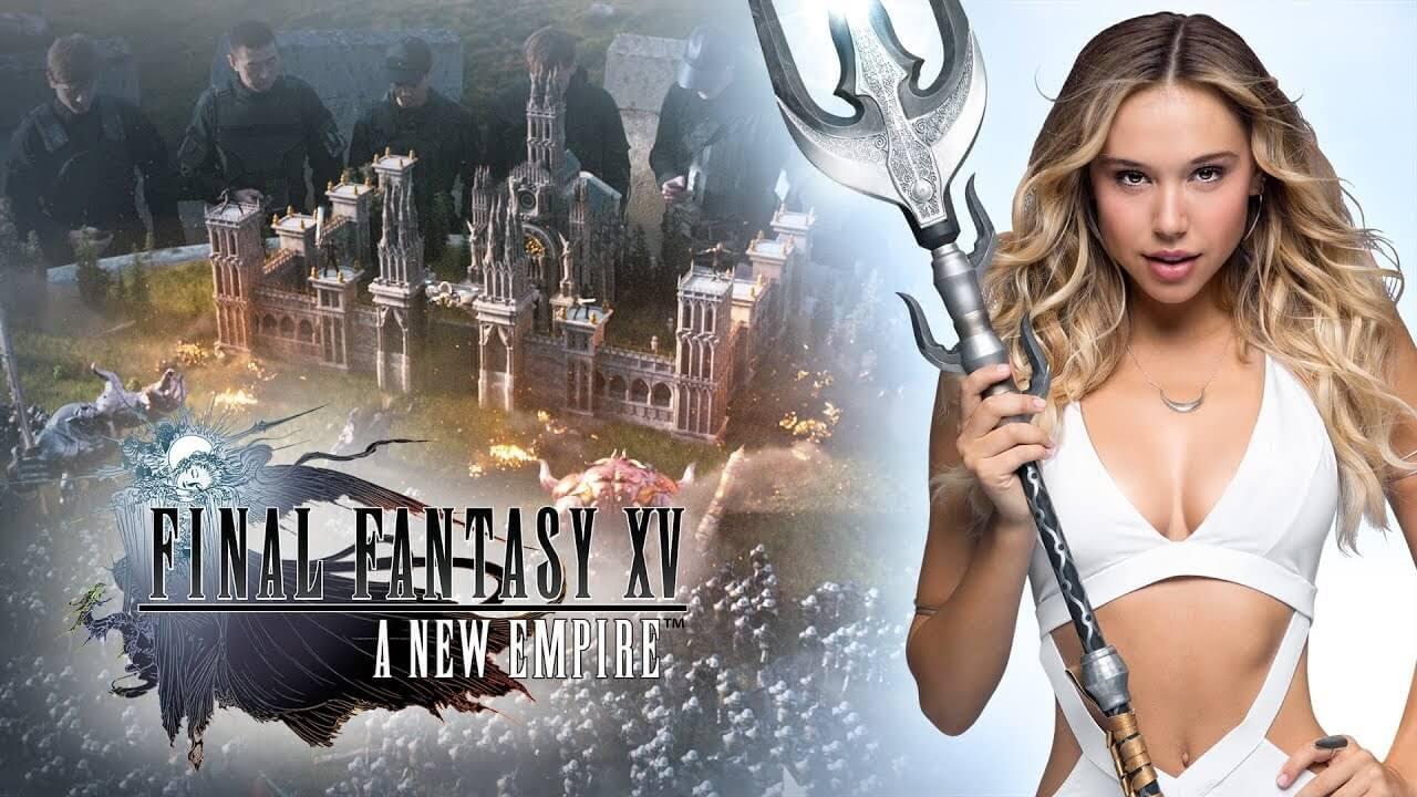 Final Fantasy XV Alexis Ren PC download