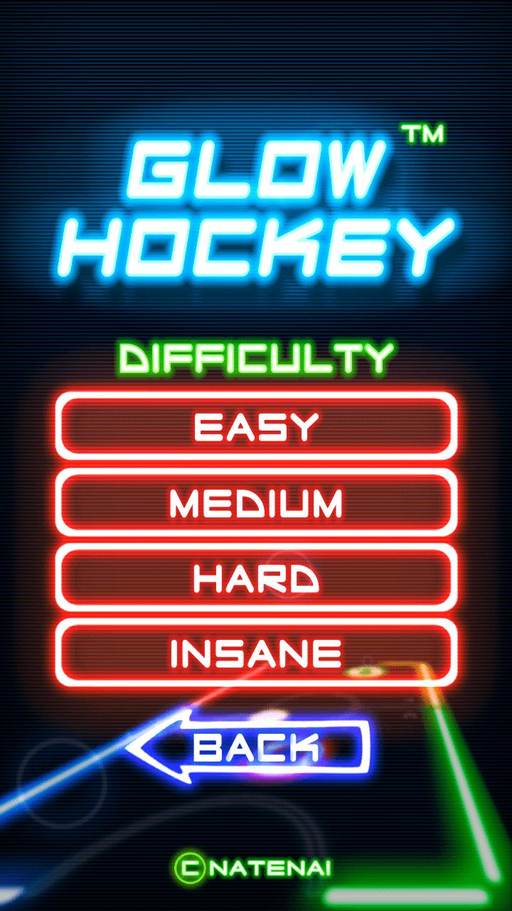 glow hockey pc