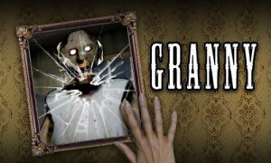 granny shattered frame