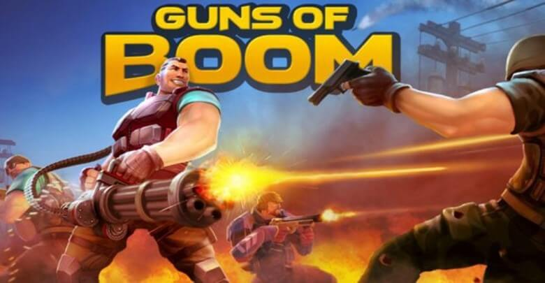 Guns of Boom Game Launch Download PC