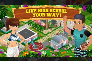 high school campus story