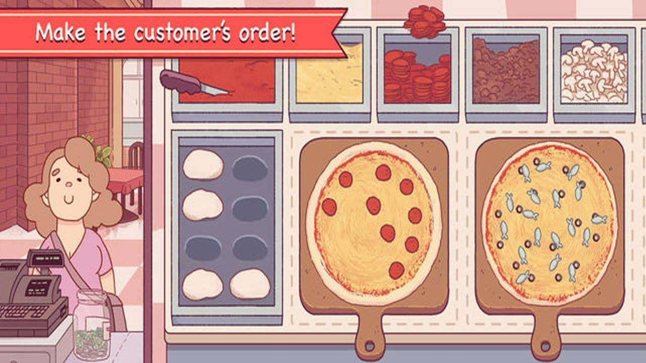 Good Pizza Image