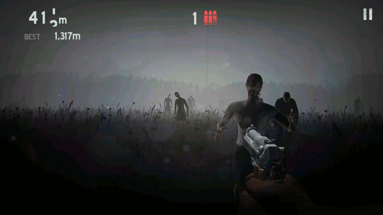 Into the Dead Hand Gun