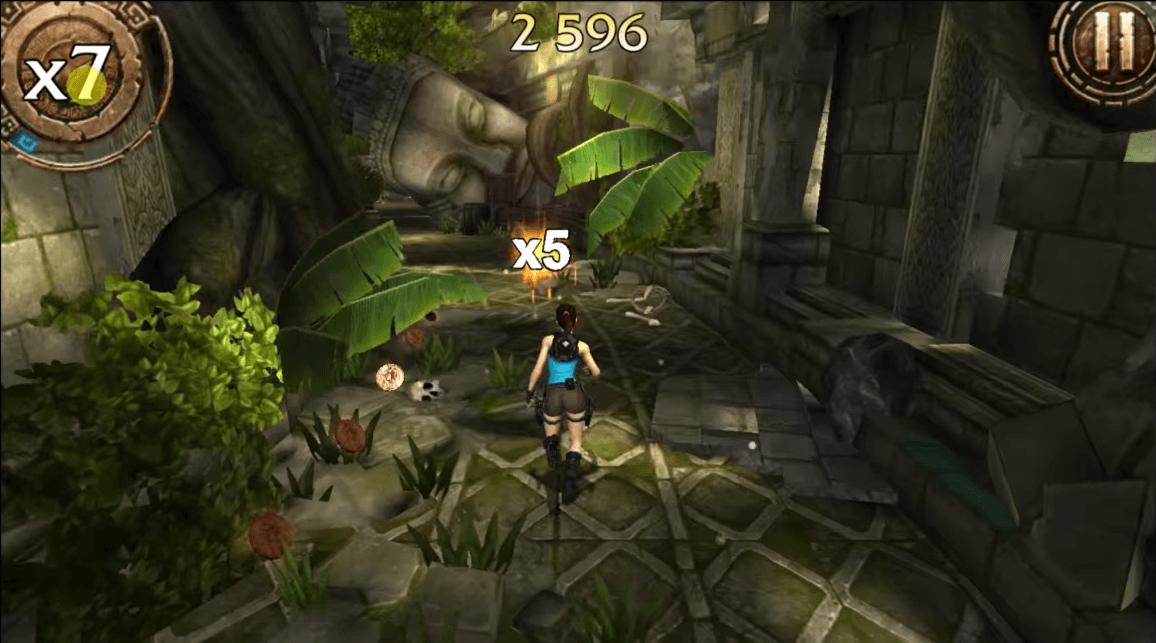 Lara Croft Tomb Run