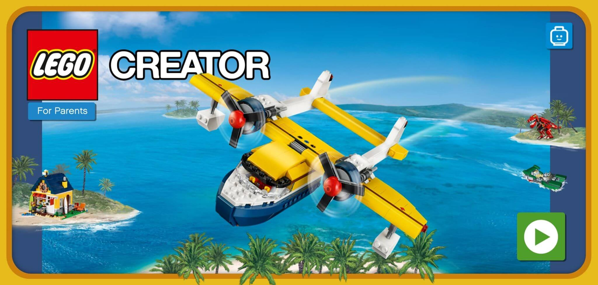 lego creator islands build play explore game