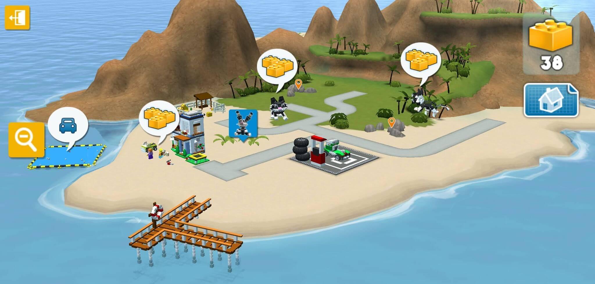 lego creator islands build play explore pc