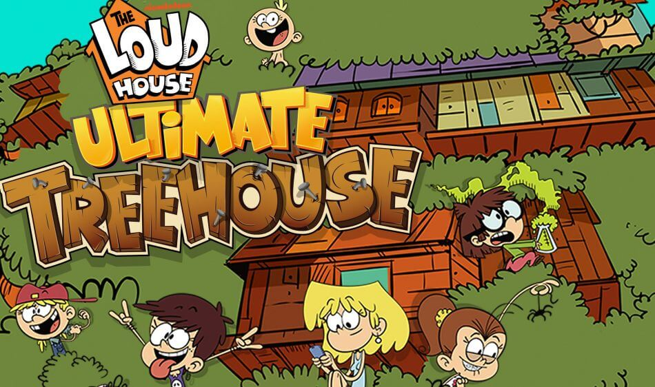 loud house ultimate treehouse