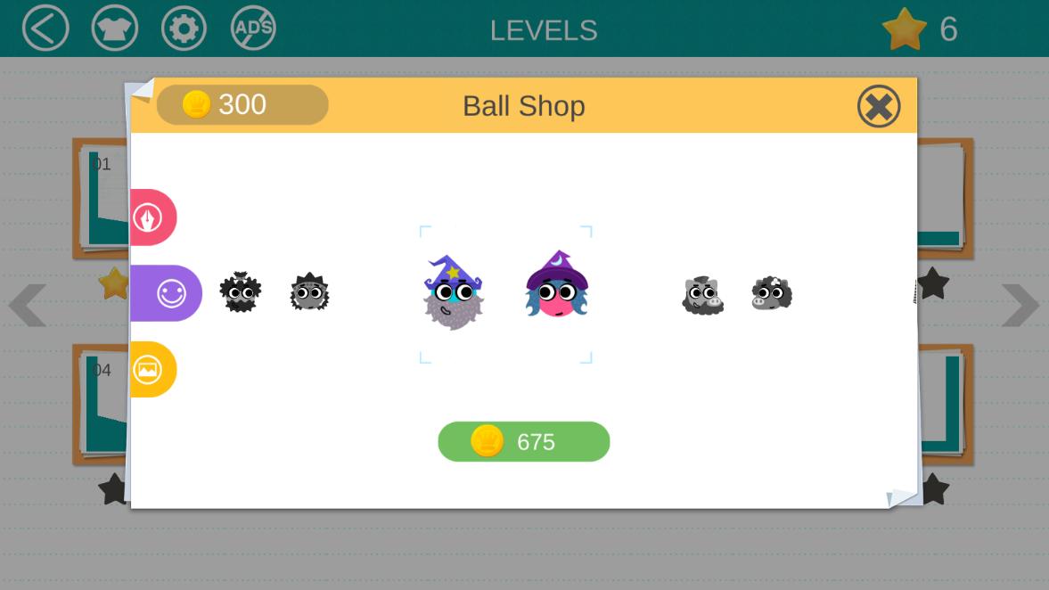 Love Balls shop