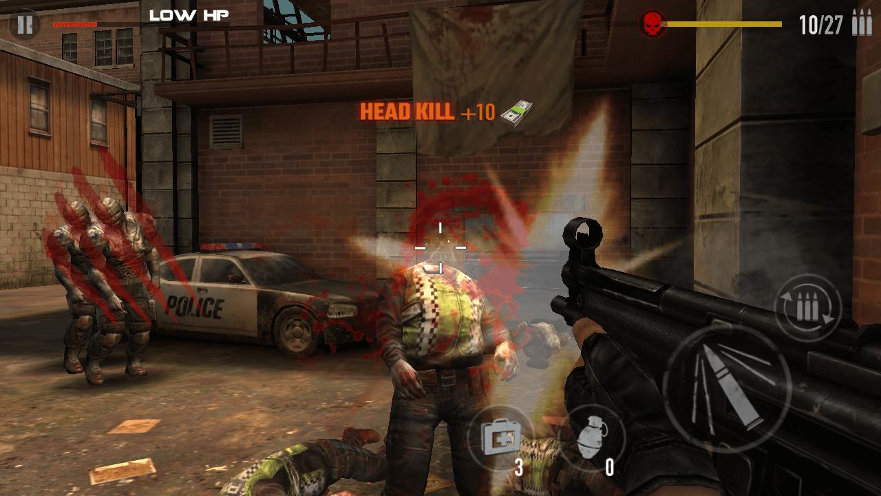 Zombie Head Kill